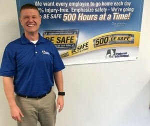Employee Spotlight: Chris Hall from Grand Rapids Staffing Office