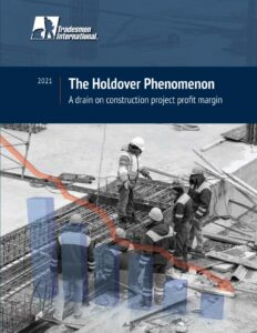 Tradesmen International whitepaper about holdover costs and the skilled labor workforce shortage